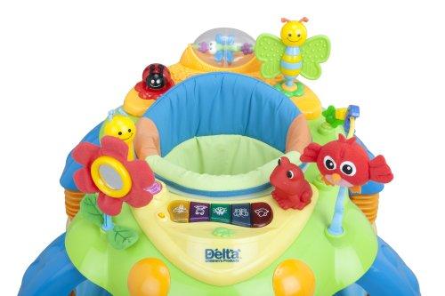 Delta Children Lil Playstation II 3-in-1 Activity Center, Blue