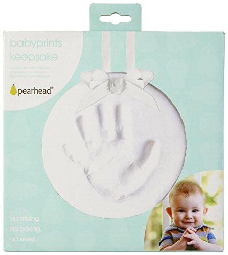 Pearhead Babyprints Keepsake, Year-Round