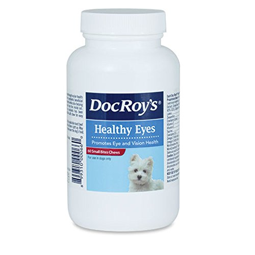 Doc Roy'S Healthy Eyes Small 60Ct