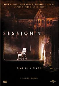 "Cover of ""Session 9"""