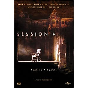 Click to buy Scariest Movies of All Time: Session 9 from Amazon!