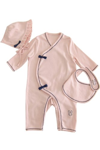 Sweet Mommy Baby-girls Fairies Ribbon Layette Set (3 Piece)