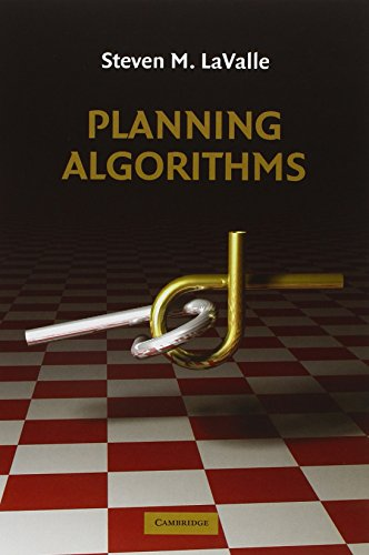 Planning Algorithms Hardback