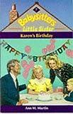 Karen's Birthday (0590550411) by Ann M. Martin