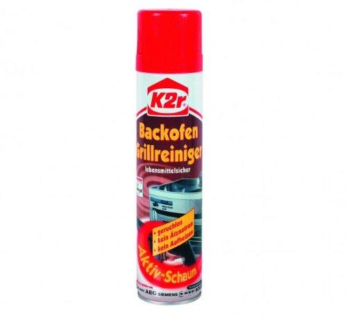 Reiniger für Backofen+Grill, K2R, 400ml