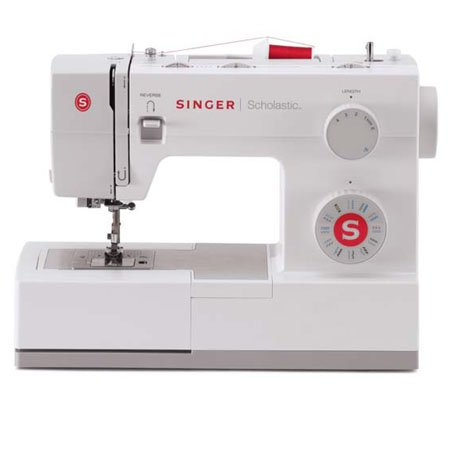 Singer Scholastic Heavy Duty Sewing Machine w/23 Stitch Patterns 5523 (Scholastic Singer Sewing Machine compare prices)