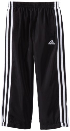 adidas Little Boys' Revolution Basic Pant,Black,3t
