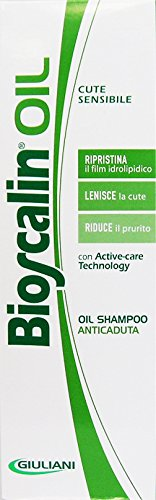 BIOSCALIN OIL Shampoo Anticaduta Cute Sensibile 200 Ml