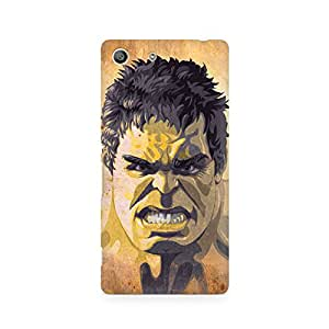 Ebby Hulk Premium Printed Case For Sony Xperia M5