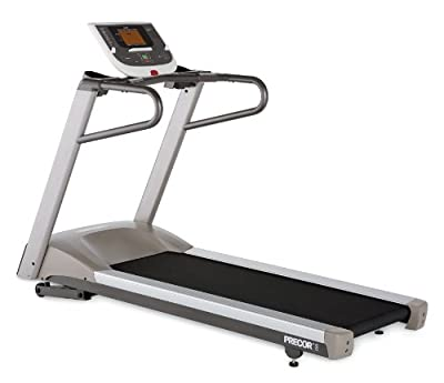 Precor 927 Treadmill With Ground Effects Technology by Precor