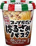 江崎グリコ スープ屋さんのはるさめパスタ きのこクリーム 6個入×4ケース(24個)