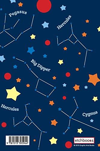 Etchbooks Miguel, Constellation, Wide Rule