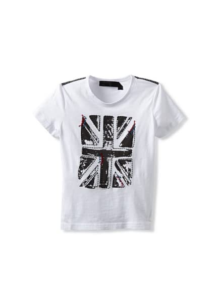 Smash Boy's Brit Flag T-Shirt