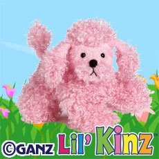 Pink Stuffed Animal front-1077038