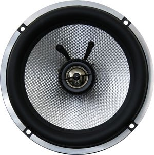 "Earthquake Vtek-52 5.25"" High End Coaxial 2-Way Speakers"