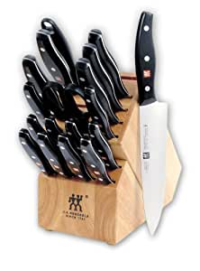 Zwilling J.A. Henckels Twin Signature 19-Piece Knife