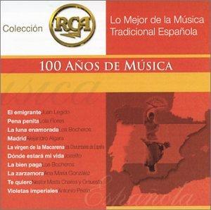 Mejor Musica Tradicional Espanola: Rca 100