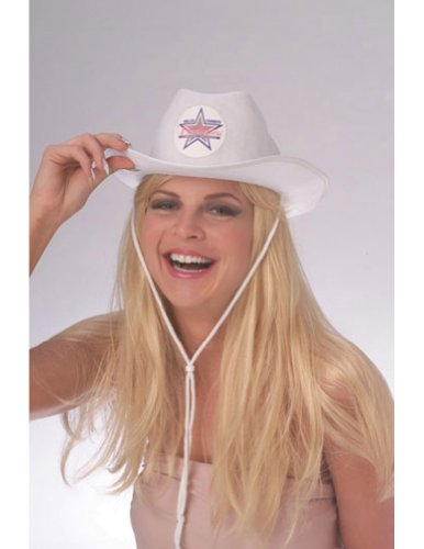 Dallas Cheerleader Hat Adult Costume Costume Accessory
