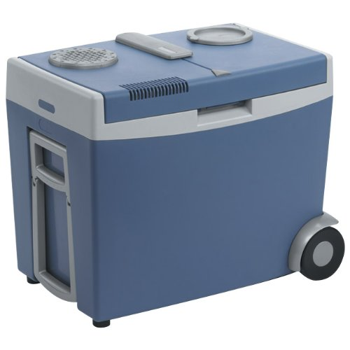 35 Litre 12 Volt  &  Mains Cooler Box with Wheels.