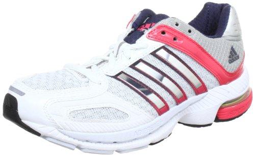 adidas SNOVA SEQUENCE 5W Q23651, Damen Laufschuhe, Weiß (Running White Ftw/Metallic Silver/Joy S13), EU 40 2/3 (UK 7)
