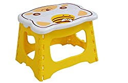 Fishing camping Stool Compact Stool Portable Super Strong Foldable Step Stool Plastic stools for Child Kids 9.8