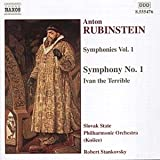 Rubinstein: Symphonies Vol. 1by Anton Rubinstein