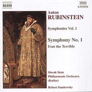 Symphony No. 1/Ivan the Terrib