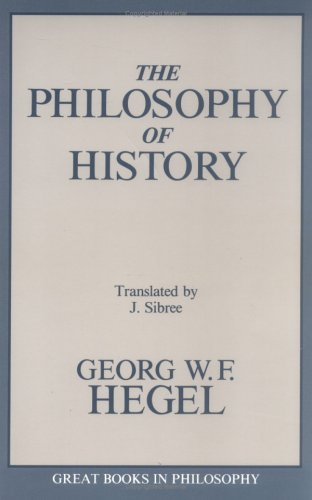 Philosophy of History (Great books in philosophy)