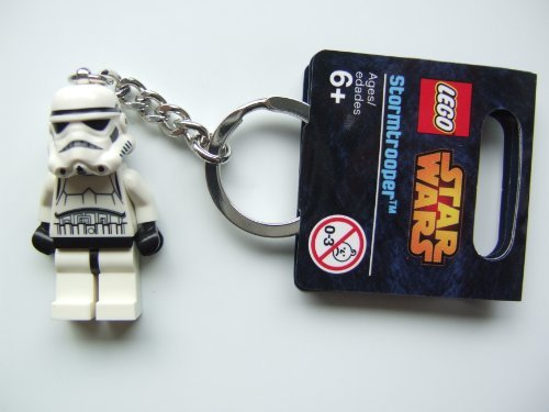 LEGO 850999 Star Wars Stormtrooper Key Chain (2014) - 1