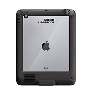 Lifeproof Nuud Case and Stand for iPad 2/3/4 (1103-01)