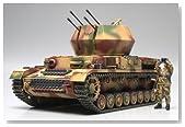 1/48 ドイツIV号対空戦車ヴィルベルヴィント