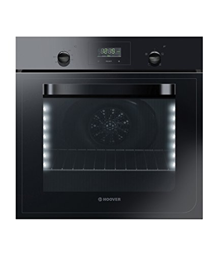 Hoover HO4236VB 60cm Single Multifunction Oven In Black