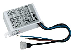Kit pour interrupteur crépusculaire Light Boy