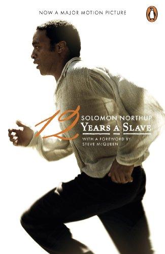 Solomon Northup - Twelve Years a Slave (film tie-in)