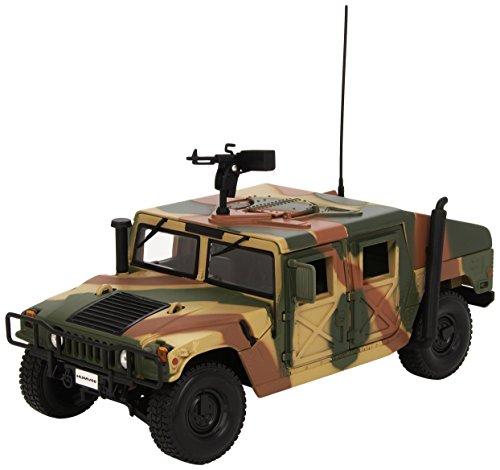 maisto-36874a-vehicule-miniature-modele-a-lechelle-humer-humvee-militaire-echelle-1-18