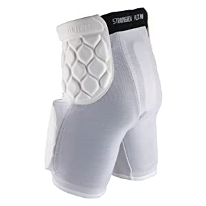 Buy Stromgren Center's Football Girdle with Hip, Tail and Thigh Pads by Stromgren