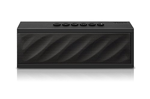 DKnight Magicbox II Bluetooth 4.0 Portable Wireless Speaker, 10W Output Power With Enhanced Bass, Build In Microphone For Handfree Phone Call(Black)