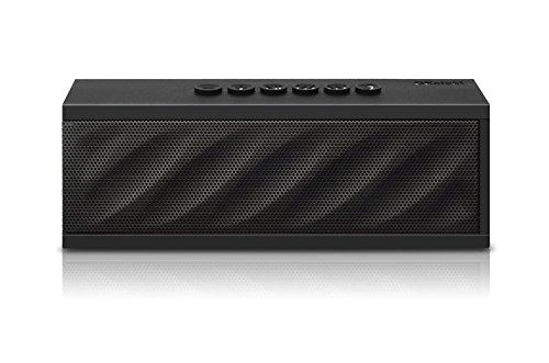 Dknight Magicbox II tragbarer Bluetooth-Lautsprecher, Bluetooth 4.0, drahtlose Lautsprecherbox, kabelloser Lautsprecher, 10 W Output, erweiterter Bass, eingebautes Mikrofon für Freisprechfunktion