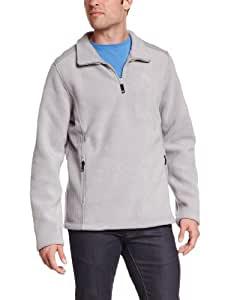 Oxbow Samoa Sweatshirt zippé homme Stone Grey FR : S (Taille Fabricant : S)
