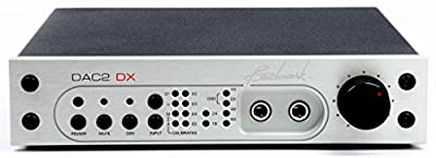 Benchmark DAC2 DX - Digital to Analog Audio Converter with Remote (Silver)