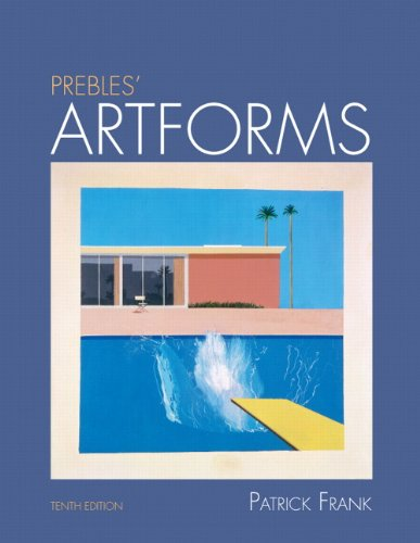 Read Prebles Artforms An Introduction To The Visual Arts 10th