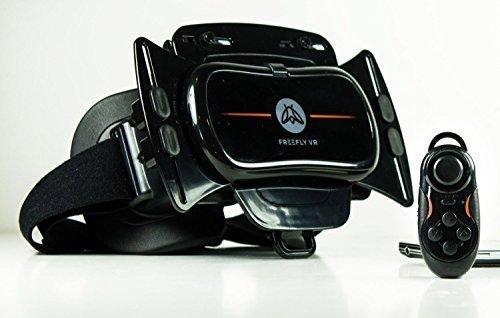 Freefly VR スマートフォンで快適なVRが体験できる軽量ヘッドセット「フリーフライVR」 [並行輸入品]