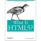 What Is HTML5? by Brett McLaughlin  (Jul 13, 2011)