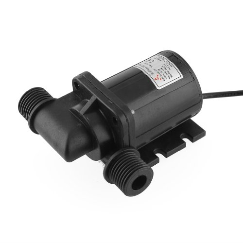 New Magnetic Dc 12V Electric Brushless Centrifugal Water Pump 3M Fountain 840L/H Hot