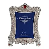 Silver Spirit Silver Plated Photo Frame(28*28*28 Cm , Silver)