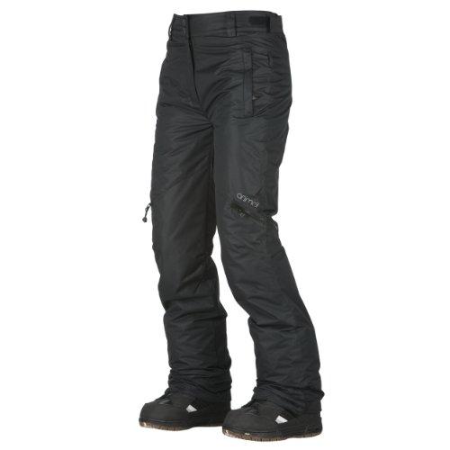 Animal Women's Lilika Ski Pant - Black, 14 UK