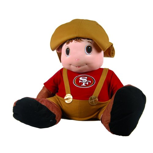 NFL San Francisco 49ers 60-Inch Plush Mascot at Amazon.com