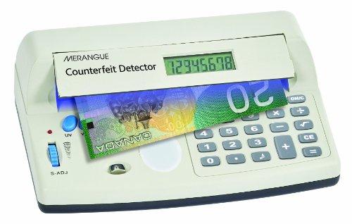 Merangue 1008-8612-00-000 Ultraviolet Counterfeit Money Detector
