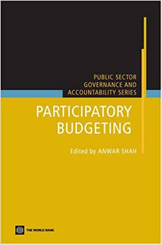Participatory Budgeting (Public Sector Governance and Accountability)