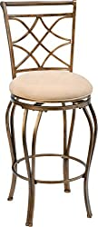Hillsdale Glendale Swivel Counter Stool